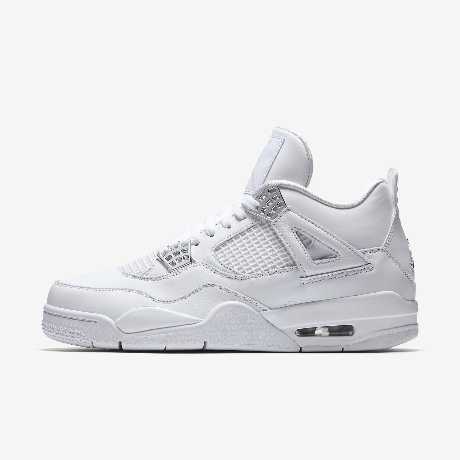 air jordan 4 retro blancas