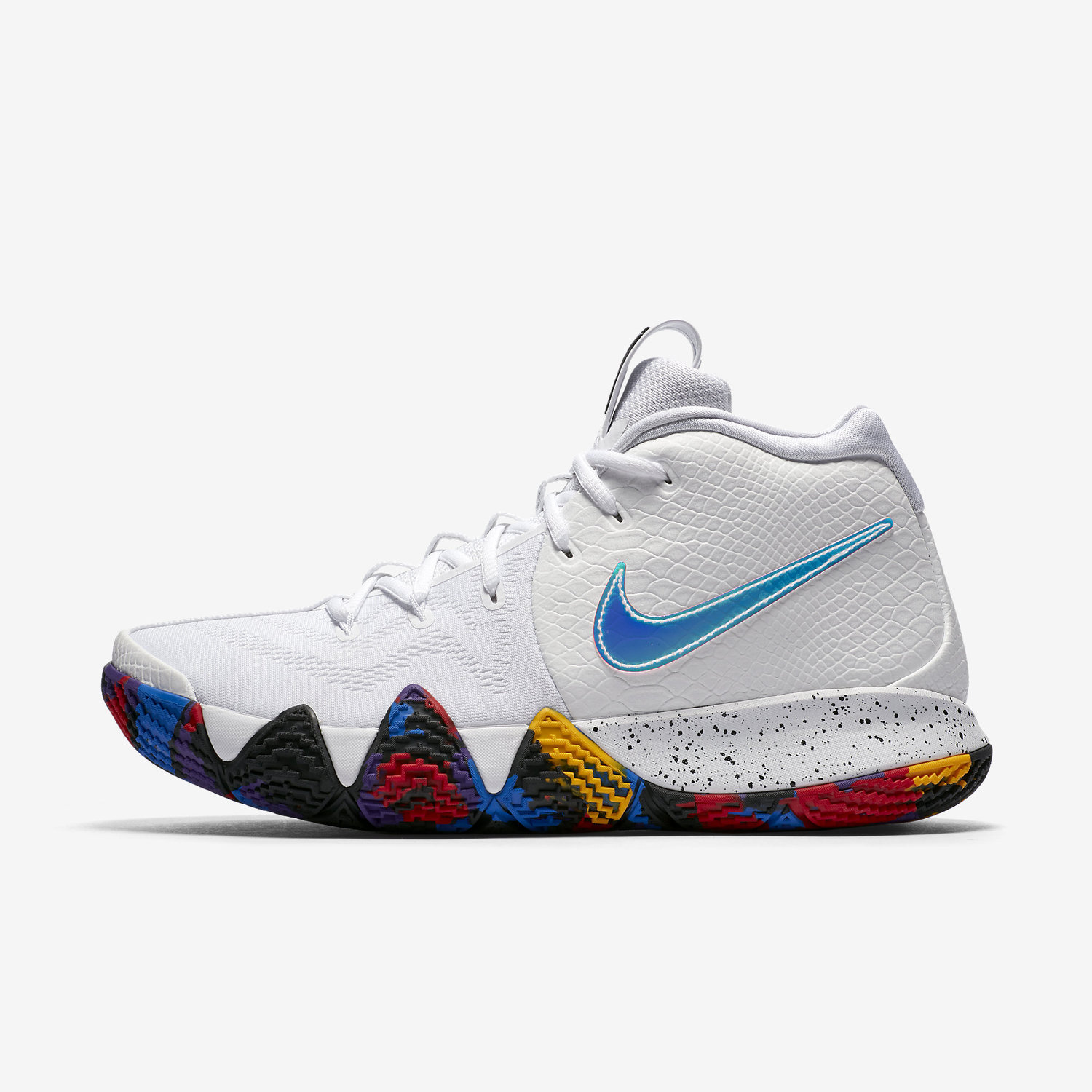 hombro Provisional Vegetales  Nike Kyrie Irving 4 Iridescent