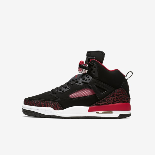 Air Jordan Spizike Black