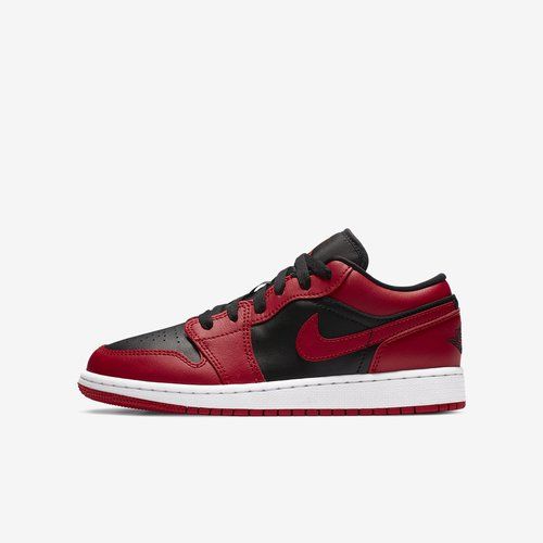 Air Jordan 1 Low GS Reverse Bred