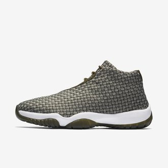 san francisco 452f2 e4fcd Air Jordan Future Olive Canvas