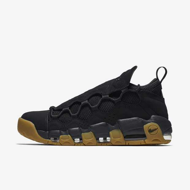 Nike Air More Money Black Gum