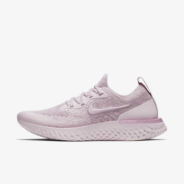 Nike Epic React Flyknit Pearl Pink