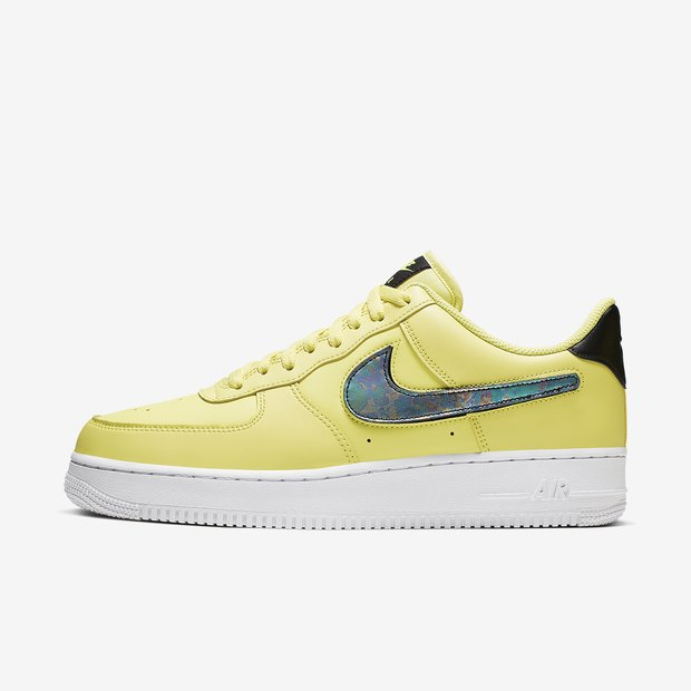 Nike Air Force 1 07 LV8 3 Yellow Pulse