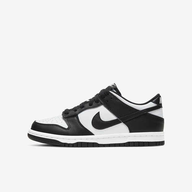 Nike Dunk Low Retro White Black GS