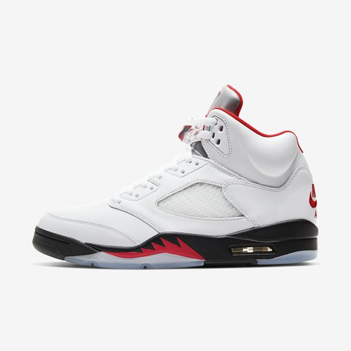 Air Jordan 5 Fire Red 2020 Com