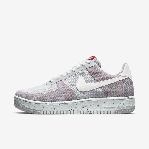 Nike Air Force 1 Crater Flyknit Wolf Grey